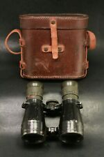 Antique WW1 Spindler and Hoyer Feldglas 08 Binoculars