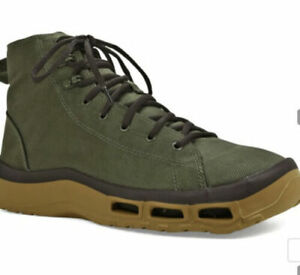 SoftScience Men's The Terrafin Fly Fishing Boots Sz. 7 NEW MC0058SAG