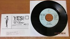 """JOHN ROGERS - 56 T-Bird b/w Out Of The Blue, Rare 7"""" 45 WITH POSTAL CARD"""
