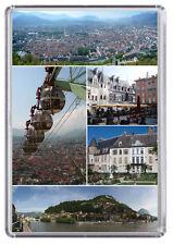 Grenoble France Fridge Magnet 01