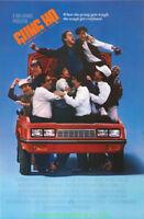 GUNG HO MOVIE POSTER Original 27x41 MICHAEL KEATON RON HOWARD Film 1986 STYLE A