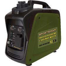 Portable Power Gen Generator Sportsman 1000 Watt Inverter Gas Powered Travel Kit