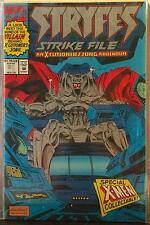 Stryfe's Strike File #1 Vol 1 Marvel Comics X-Men/X-Cutioner's Song 1993