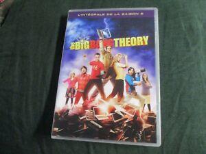 "COFFRET 3 DVD ""THE BIG BANG THEORY - SAISON 5"""