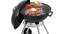 Portable Charcoal Grill for Outdoor Grilling 18 inch Barbecue Grill  Heat Contro