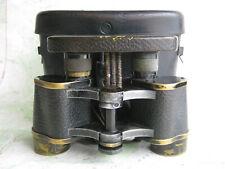 WWI Zeiss DF 6x24 Germany Officers Binoculars No. 397755 ~ 1914