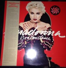 "MADONNA YOU CAN DANCE 1987 LP SEALED SIGILLATO EP OBI STICKER LIMITED 12"" VINYL"