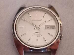 Vintage Citizen Leopard  superbeat 8 Automatic mechanical watch.