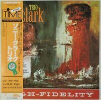 Sonny Clark Trio Same Time Records ULS-1752-BT OBI JAPAN VINYL LP JAZZ