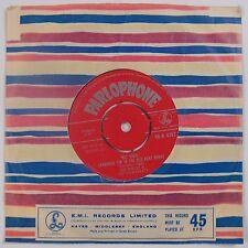 "DIZ DISLEY & DOWNBEATS: Django's Castle PARLOPHONE UK Orig 45 7"" NM-"