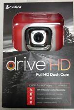 Cobra Drive CDR875 G Professional Truck Car Dash Cam Camera 1080p HD