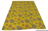 Indian Quilt Vintage Kantha Bedspread Throw Cotton Blanket Gudari Twin Bedding