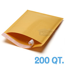 200 2 85 X 12 Kraft Bubble Padded Envelopes Mailers From The Boxery