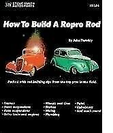 STEVE SMITH AUTOSPORTS, HOW TO BUILD A REPRO ROD BY JOHN THAWLEY BUILDING TIPS