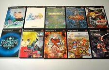Playstation 2 PS2 10 Games NTSC-J Japan -Star Ocean Tales of Destiny Guilty Gear