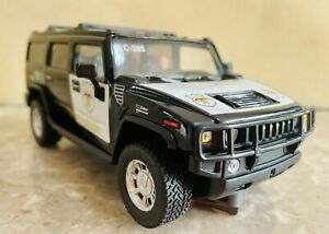 H2 HUMMER 1/32 SCALE COUNTY SHERIFF 4WD NINCO 50456 BRAND NEW unboxed