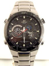 CASIO EDIFICE WAVE CEPTOR ATOMIC RADIOCONTROLLED SOLAR POWERED  MEN'S WATCH