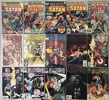 Son of Satan - Hellstorm Series 17 Issue Series Set