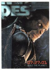 2001 Planet of the Apes Promo Card #4 of 4 Topps