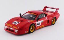 BEST MODEL BES9671 - Ferrari 512 BB #47 5ème 24H du Mans 1er GT - 1981  1/43