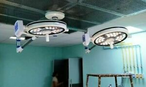 LED Surgical Lights Double satellite Exam. light Operation Theater Room Lights