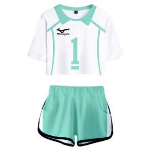 Haikyuu!! Aobajohsai High School Oikawa Tooru Cosplay Uniform Jersey Sportswear