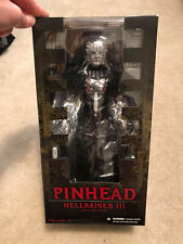 Mezco Hellraiser III: Hell on Earth Pinhead 12-Inch Figure *New ~ Factory Sealed