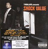 TIMBALAND - Shock value - CD Album