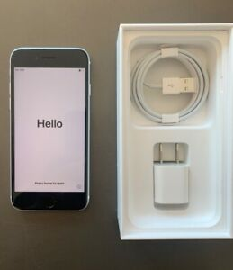 Apple iPhone SE 2nd Gen. - 128GB - White (AT&T) A2275 (CDMA + GSM)