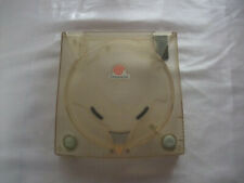 SEGA Dreamcast Official Crystal Console Case Shell CD Lid GMS-002
