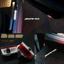 For Mercedes-Benz W176 A class A45 AMG LED Door courtesy Shadow Projector Lights