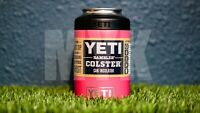 Yeti 12 oz Rambler Colster 2.0 Can Insulator PRICKLY PEAR PINK
