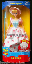 "Bo Peep Doll Disney Toy Story 2  Quite Rare Mattel Pixar Special Edition EXC """