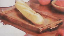 ~~ONE (1) ONE PRIMITIVE BREAD BOARD DISTRESSED WOOD LOOK DECOR~ IMMED SHIP!