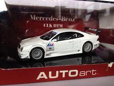 1:43 Autoart 60036 Mercedes Benz CLK DTM 2000 Darren Turner