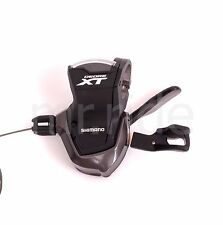 Shimano Deore XT SL-M8000 Left Shifter Lever 2/3 speed -RapidFire Trigger Black