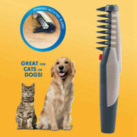 Electric Dog Cat Grooming Comb Groomer Pet Hair Scissor Trimmer Fashion Pretty