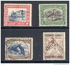 SOUTH WEST AFRICA, postmarks Grootfontein, Otjiwarongo, Outjo, Karasburg (D)