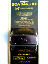 Metz SCA 346/2 AF Flash Adapter for Nikon F5 F4 F4S N90 N8008 N6006 N6000 Camera