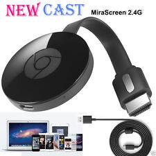 For Google Chromecast 2nd Generation Wifi Digital HDMI Media Video Streamer