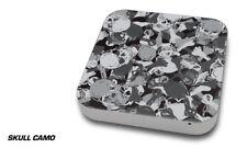 Skin Decal Wrap for Apple Mac Mini Desktop Computer Graphic Protector SKULL CAMO