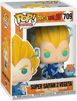 Super Saiyan 2 Vegeta DBZ Dragon Ball Z POP! Animation #709 Vinyl Figur Funko