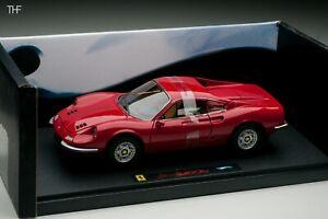 1/18 ELITE Hotwheels Ferrari 246 DINO GT