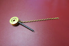 JAEGER LE COULTRE VINTAGE ATMOS CLICK WHEEL/CHAIN/PULLY SPRING