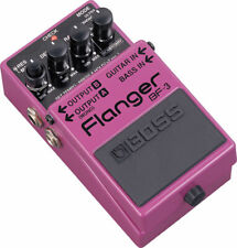 New Boss BF-3 Flanger Guitar Effect Pedal Free Priority Shipping