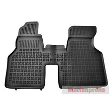 Mattenprofis Gummimatten Gummifußmatten TPE 3D für VW T4 ab Bj.1990 - 2003 Re
