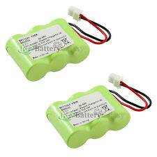 2 NEW Home Phone Rechargeable Battery for Dantona 3-1/2AA-UNMH Empire CPB-403J