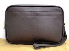 Louis Vuitton Hand Clutch Bag Taiga Leather Pochette Kaluga Spain 10170059900 P