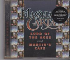 Magna Carta-Lord Of The Ages and Martins Cafe cd album