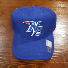 New - Vintage New England Patriots Nike Fitted Hat Size 7 1/8